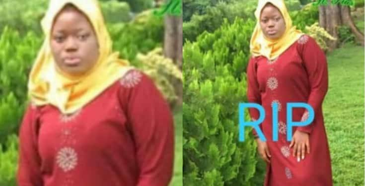#JusticeforBarakat: 18-year-old girl 'gang-raped', murdered in Ibadan