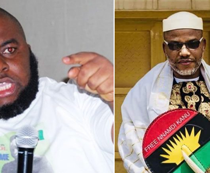 Biafra: Why Asari Dokubo is attacking me, Nnamdi Kanu opens up
