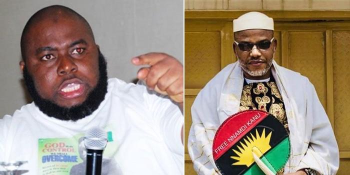 Biafra: Why Asari Dokubo is attacking me, Nnamdi Kanu opens up