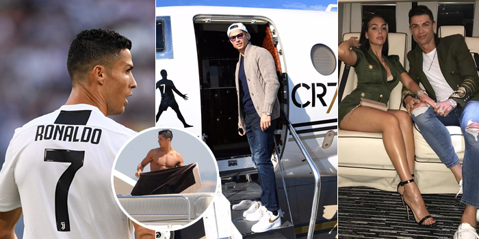 Cristiano Ronaldo becomes Football's first-ever billionaire