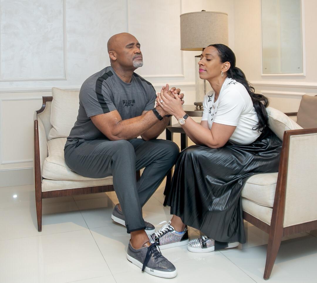 Paul Adefarasin celebrates 25th wedding anniversary with wife