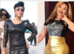 Tonto Dikeh slams critics as she shares photos of her body before and after surgery