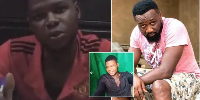 Man who sent death threats to Jude Okoye over Cynthia Morgan's saga has been arrested