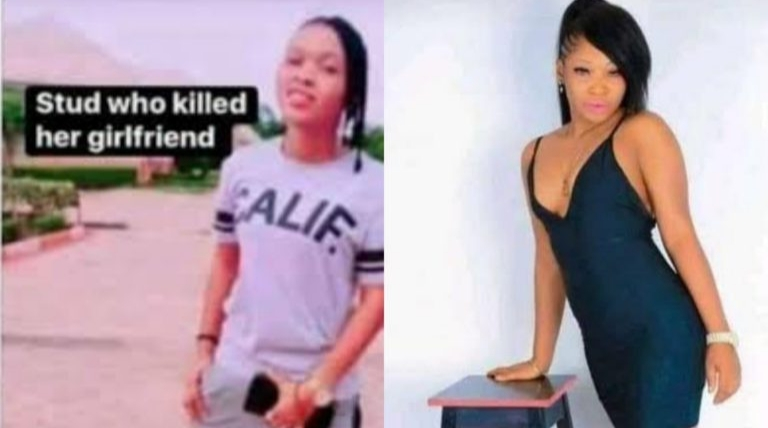 Lady allegedly kills her lesbian partner for sleeping with a man
