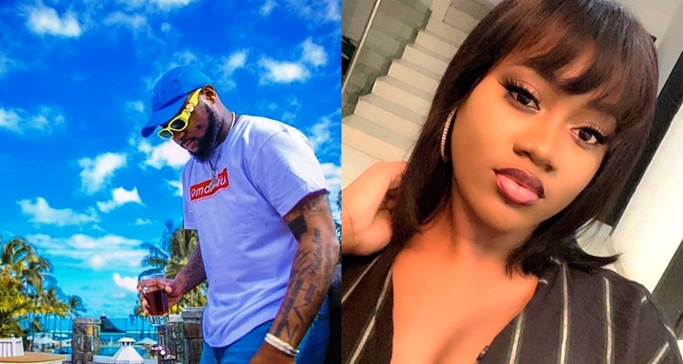 Singer Davido unfollows Chioma and everyone else on Instagram