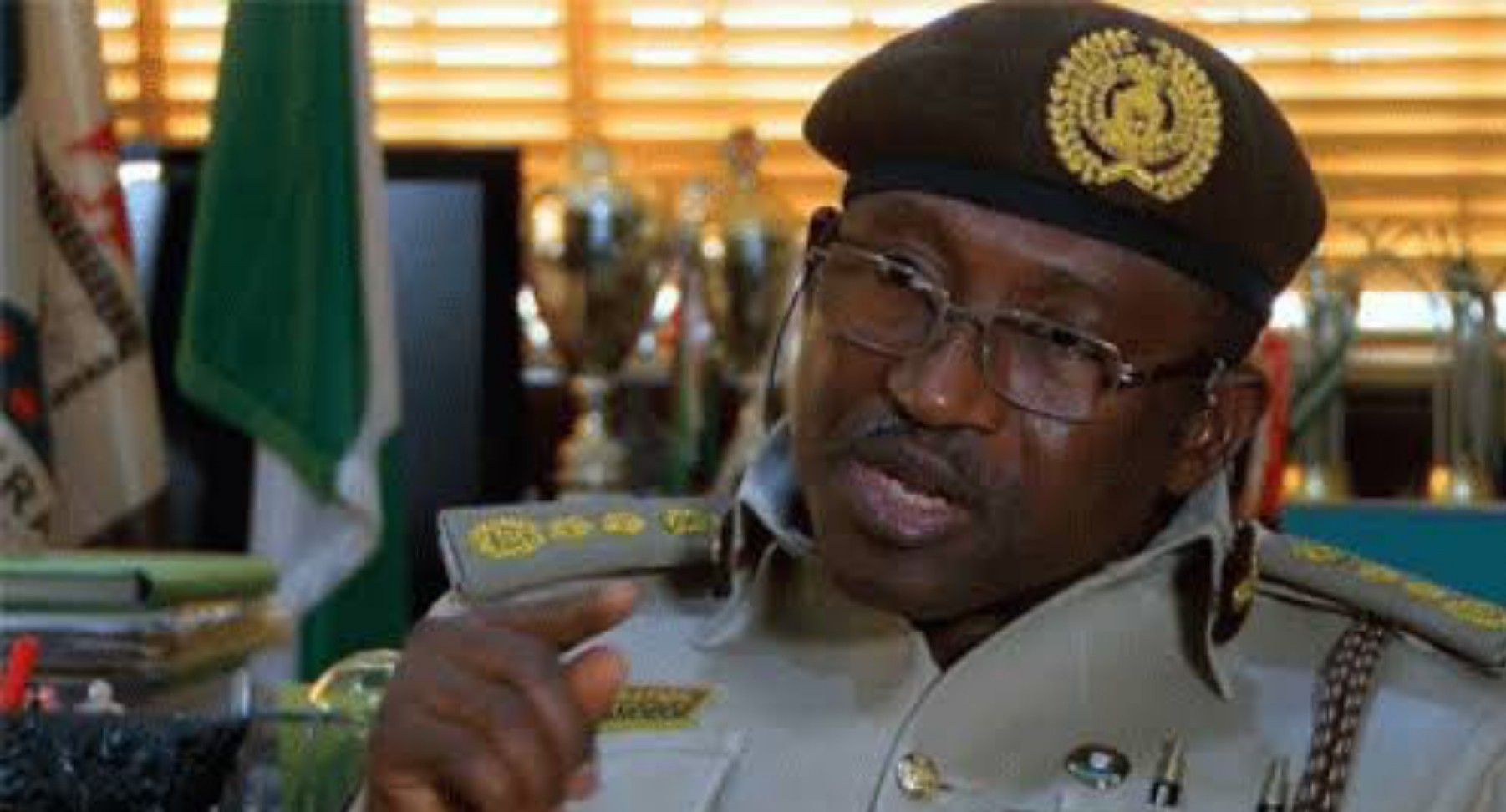 Migrant e-registration commences  from July - Nigeria Immigration