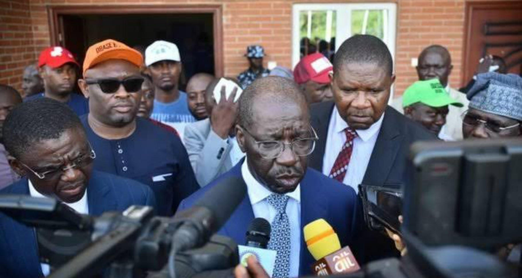 I still have support of APC govs, says Obaseki