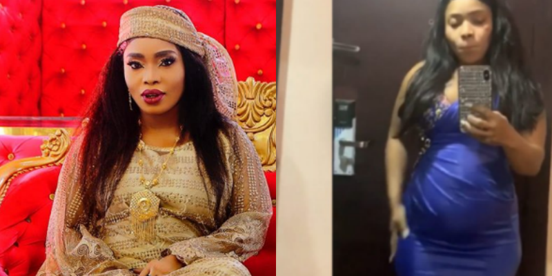 New mum, Halima Abubakar gushes over motherhood