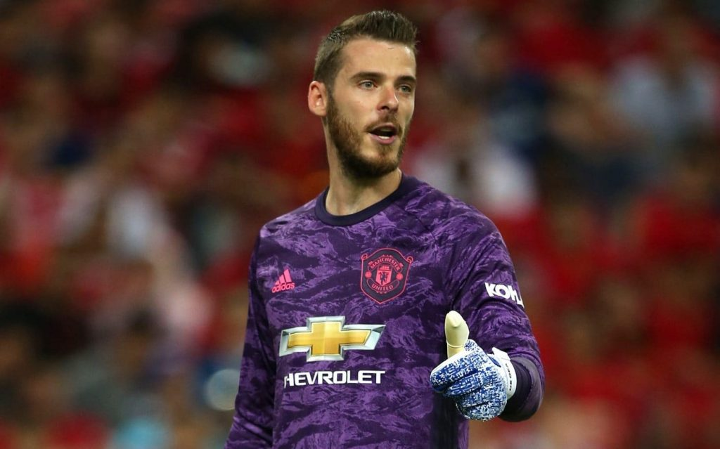 What Solskjaer said about De Gea after Man Utd's 1-1 draw at Tottenham
