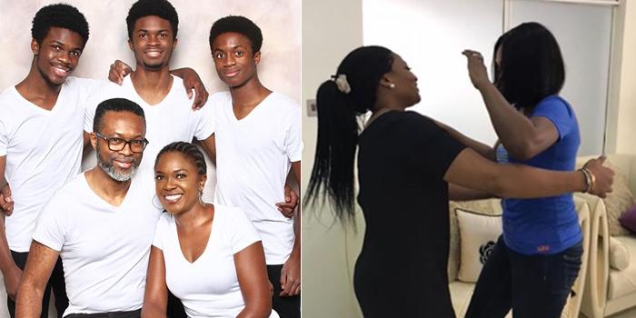 'Ibidun Wanted To Help Me Adopt A Baby Girl', Actress Omoni Oboli Reveals