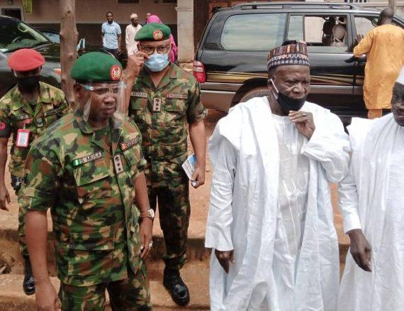 Security: Kaduna Biu Community Commends Nigerian Army, Gen Buratai
