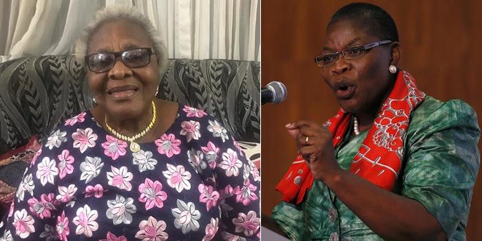 Ezekwesili loses mum to cancer