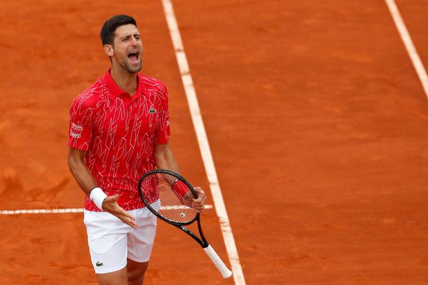 Tennis champion Djokovic tests positive for COVID-19 after Adria tour
