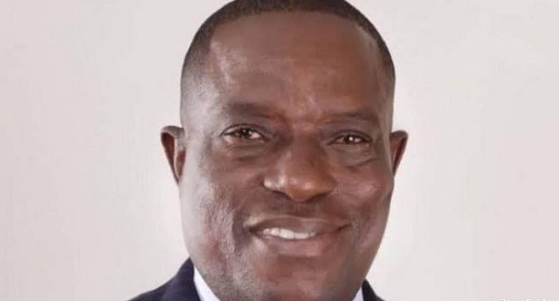 BREAKING: Buhari backs Victor Giadom as APC acting national chairman