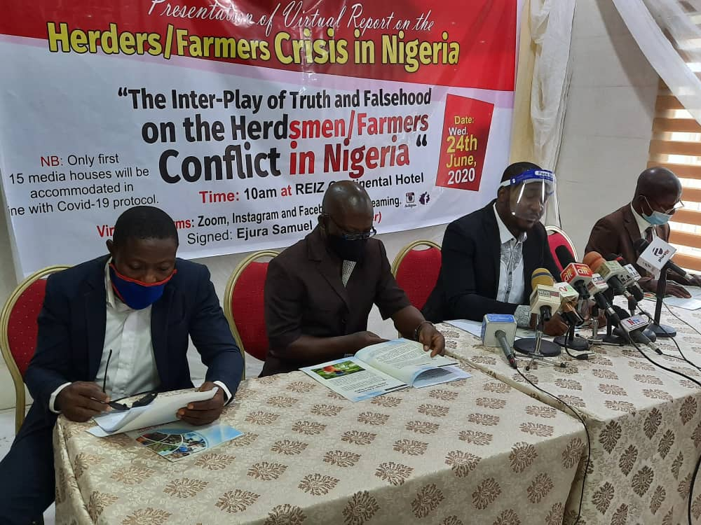 Herdsmen/Farmers Crisis: FG, Nigerian Army have restored peace to most warring communities in Nigeria - Report