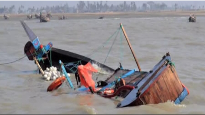 Three rescued, one declared missing as boat capsizes in Lagos