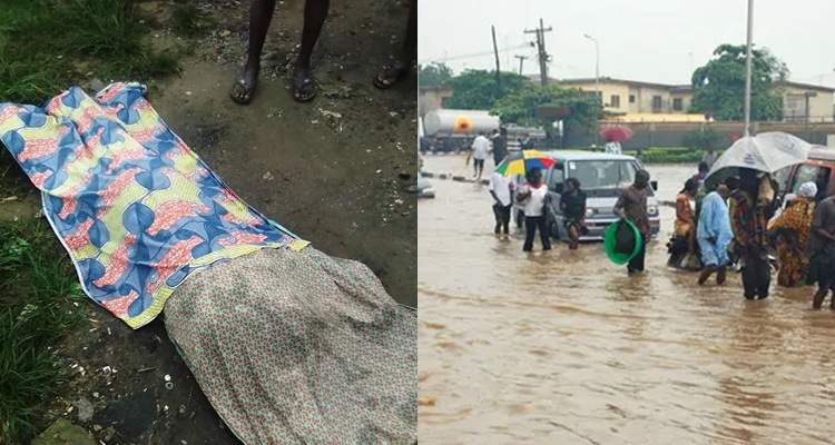 Update: Body of 17-year-old girl swept away by Lagos flood has ...