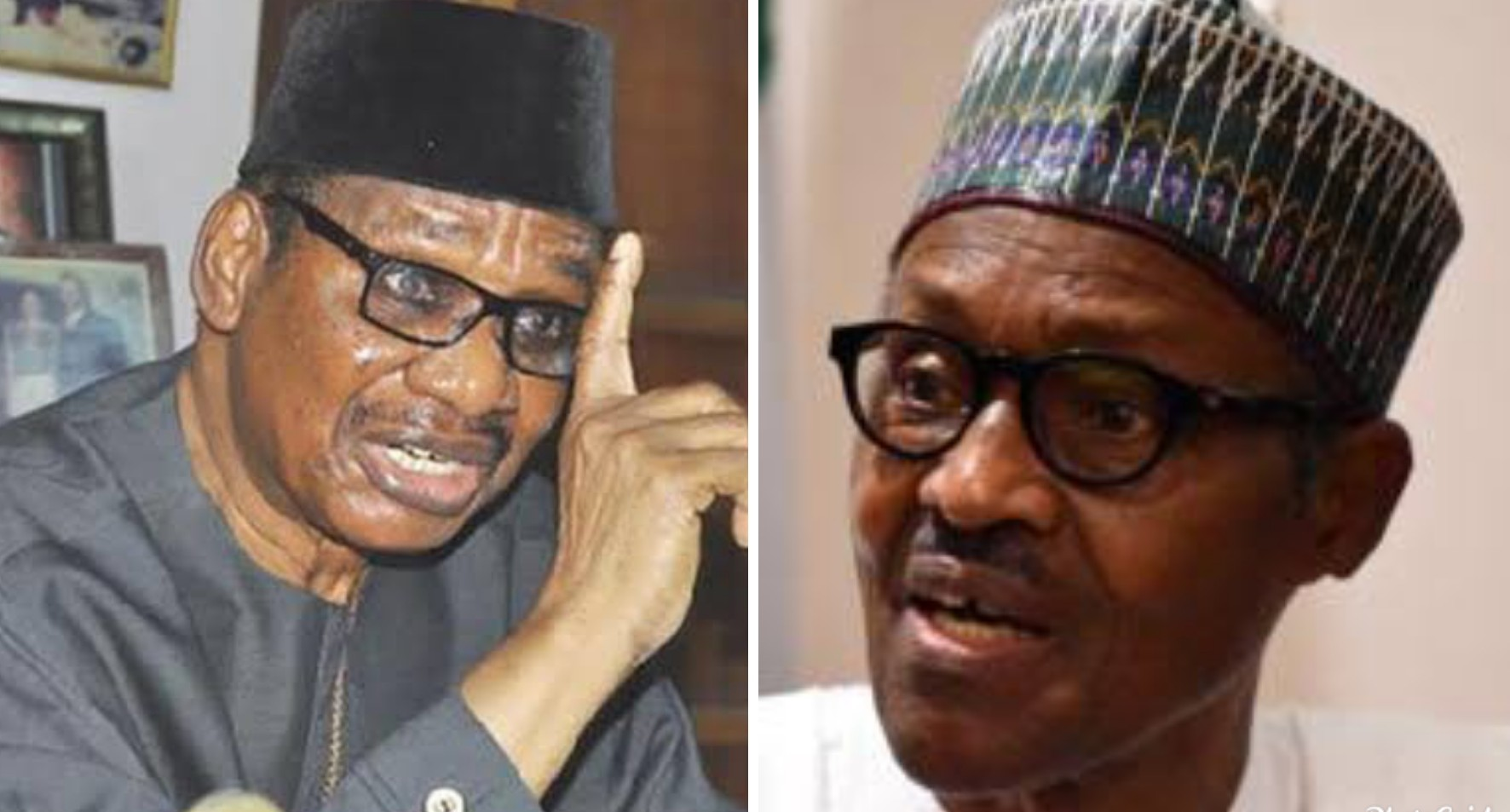 Don't attend Giadom-led NEC meeting, Sagay tells Buhari