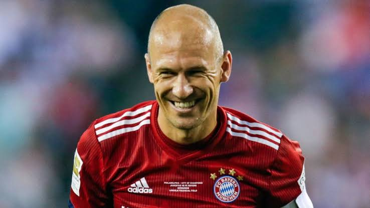 Former Bayern Munich Forward, Robben Comes Out Of Retirement To Sign For Boyhood Club Groningen