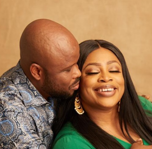 Gospel singer, Sinach pens down emotional tribute to her husband