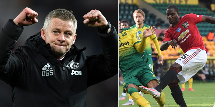 Man United boss Solskjaer hails Ighalo