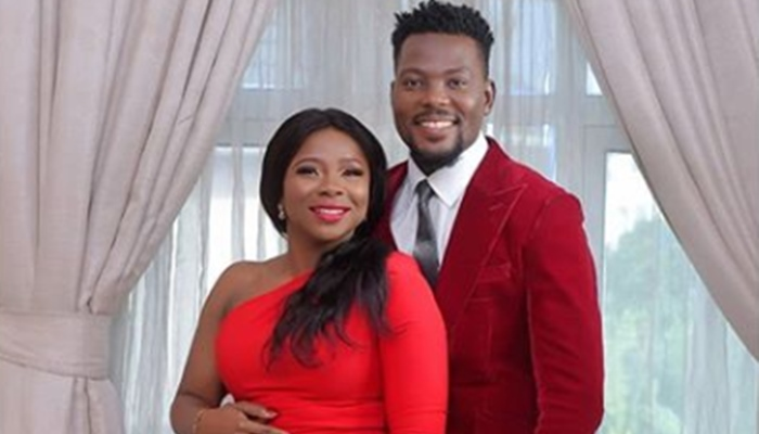 Ultimate Love star, Arnold disclaims accusation that he and partner Bolanle stole from hotel