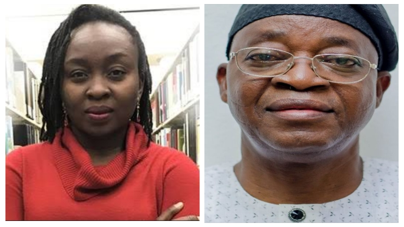 Abimbola Adelakun, Osun State Governor, Oyetola and the mockery of 'health institutions'