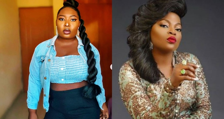 Actress Funke Akindele's ex staff calls her out over alleged physical, emotional and financial abuse.