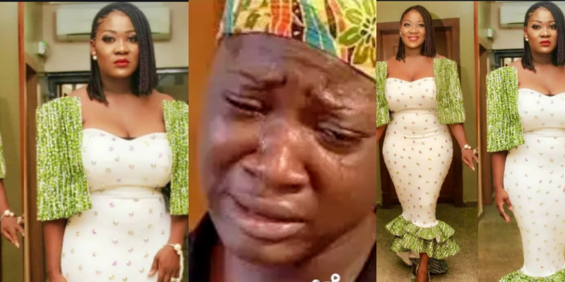 Mercy Johnson the 'witch', the home breaker and the many lies told against her