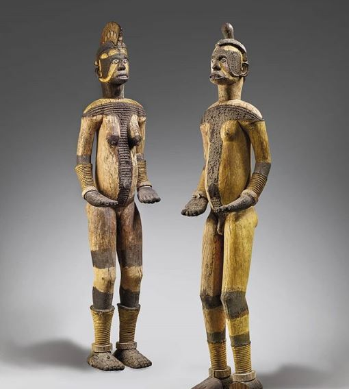 British auctioner sells Igbo statues allegedly stolen during Nigerian civil war for N85.6m