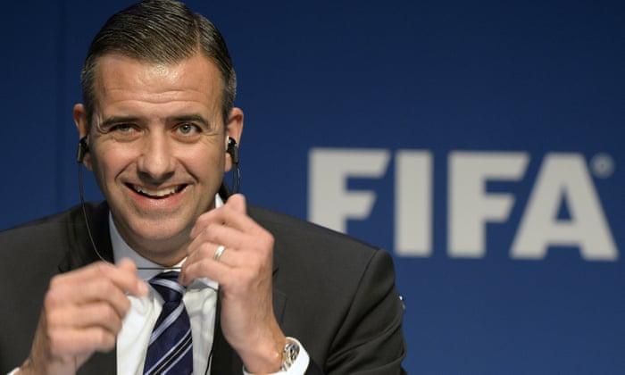 FIFA bans former top official Kattner for 10 years