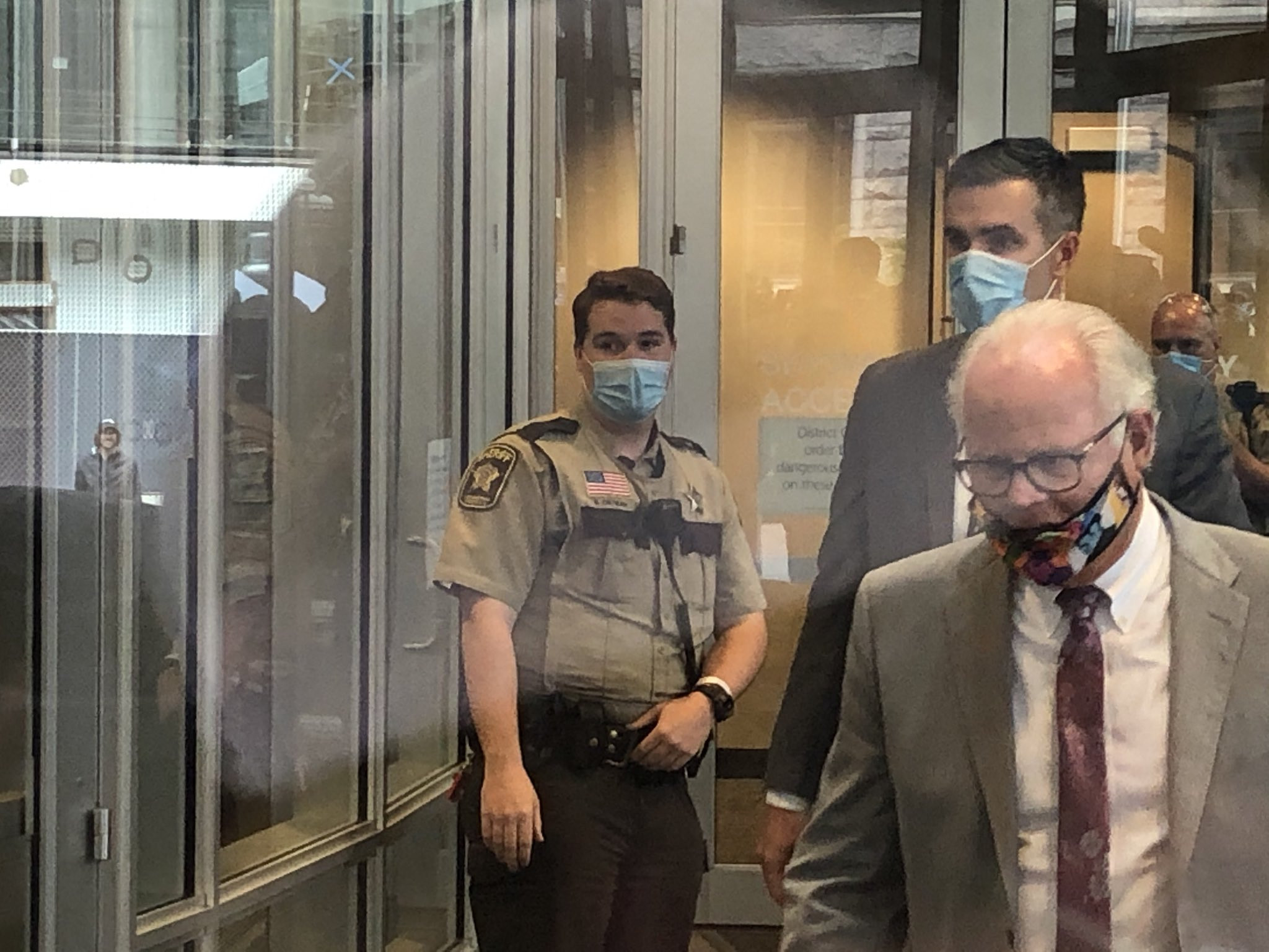 Four ex-Minneapolis police officers charged in George Floyd's killing appear in court (Photos)