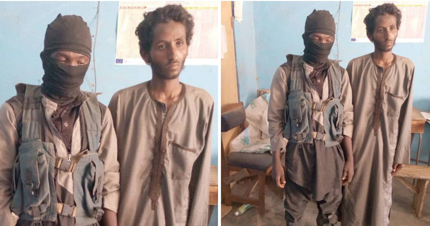 Military arrest two foreign armed bandits, disrupt cattle rustling operation in Niger
