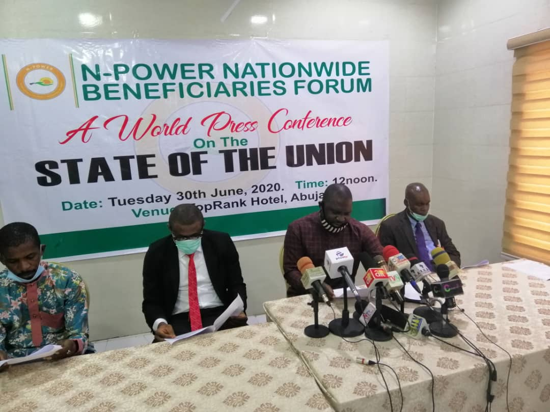 PMB, Humanitarian Affairs Minister bag awards over the implementation of N- Power Batch C, other social programs for Nigerian masses