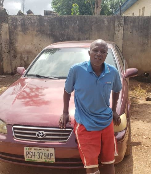Police nab notorious car thief in Niger