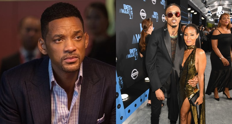 August Alsina Admits To Dating Jada Smith, With Will Smith's Approval