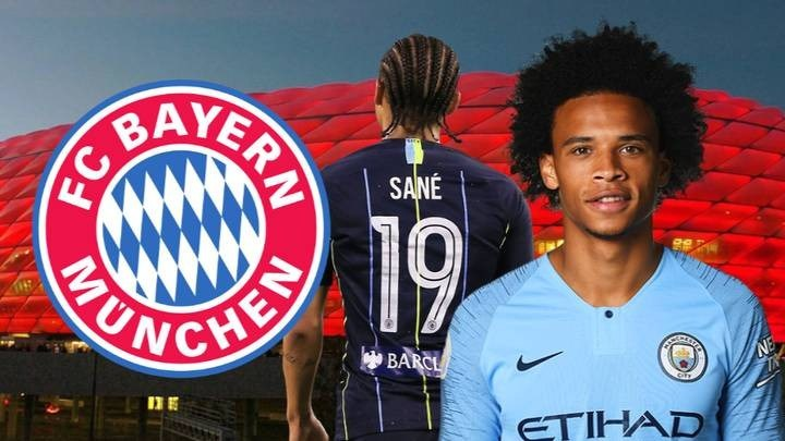 Bayern Munich To Sign Leroy Sane For £54.8m In A 5-Year Deal