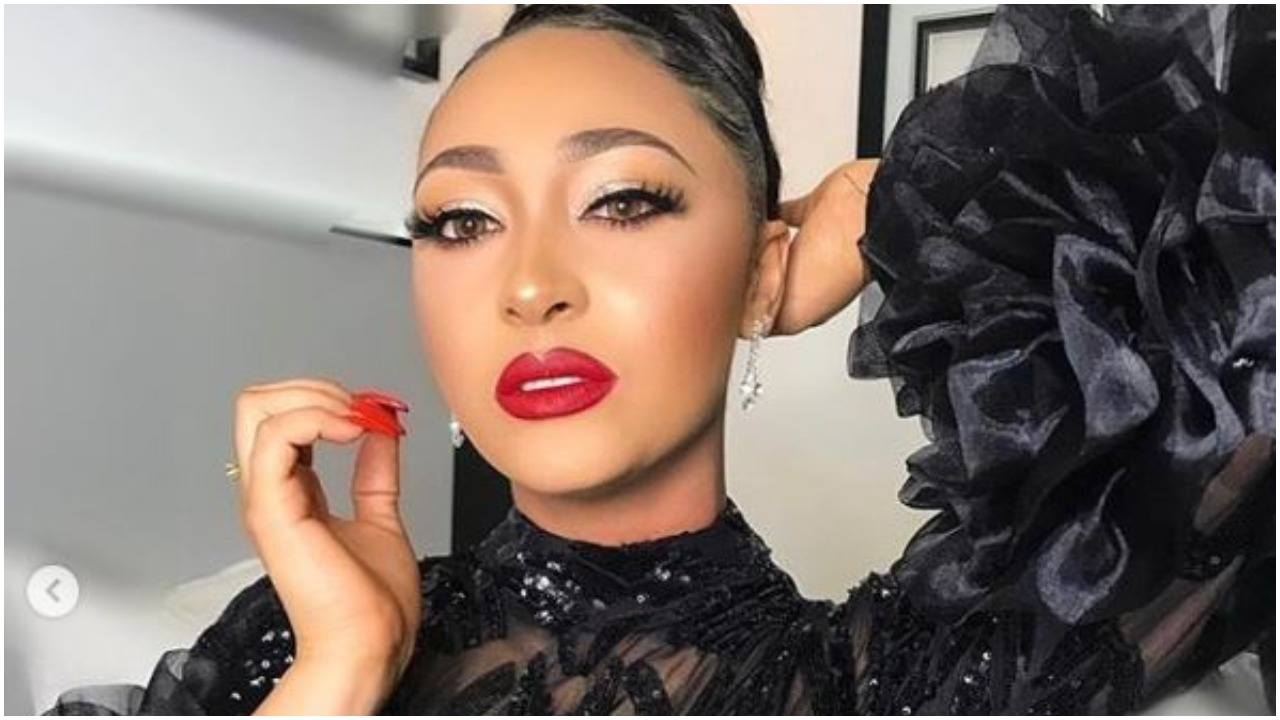 'I can not share my man' - Nollywood actress, Rosy Meurer warns