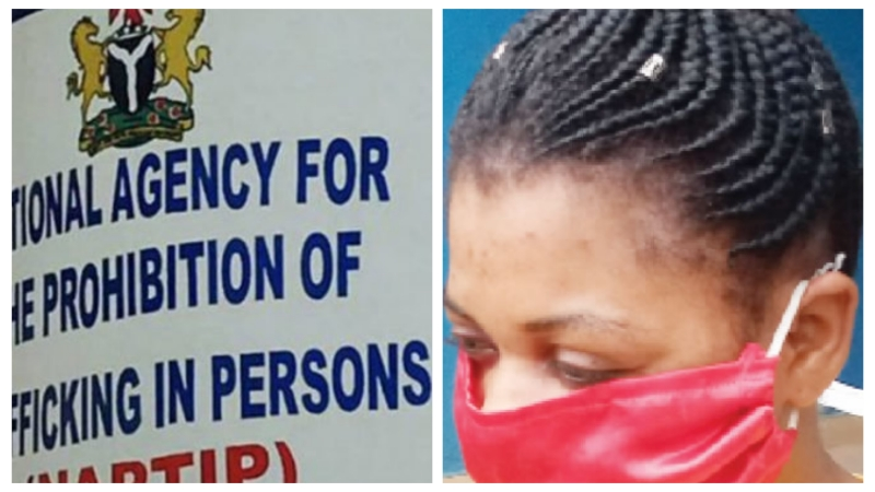 28-year-old lady arrested for luring her three siblings into prostitution in Edo
