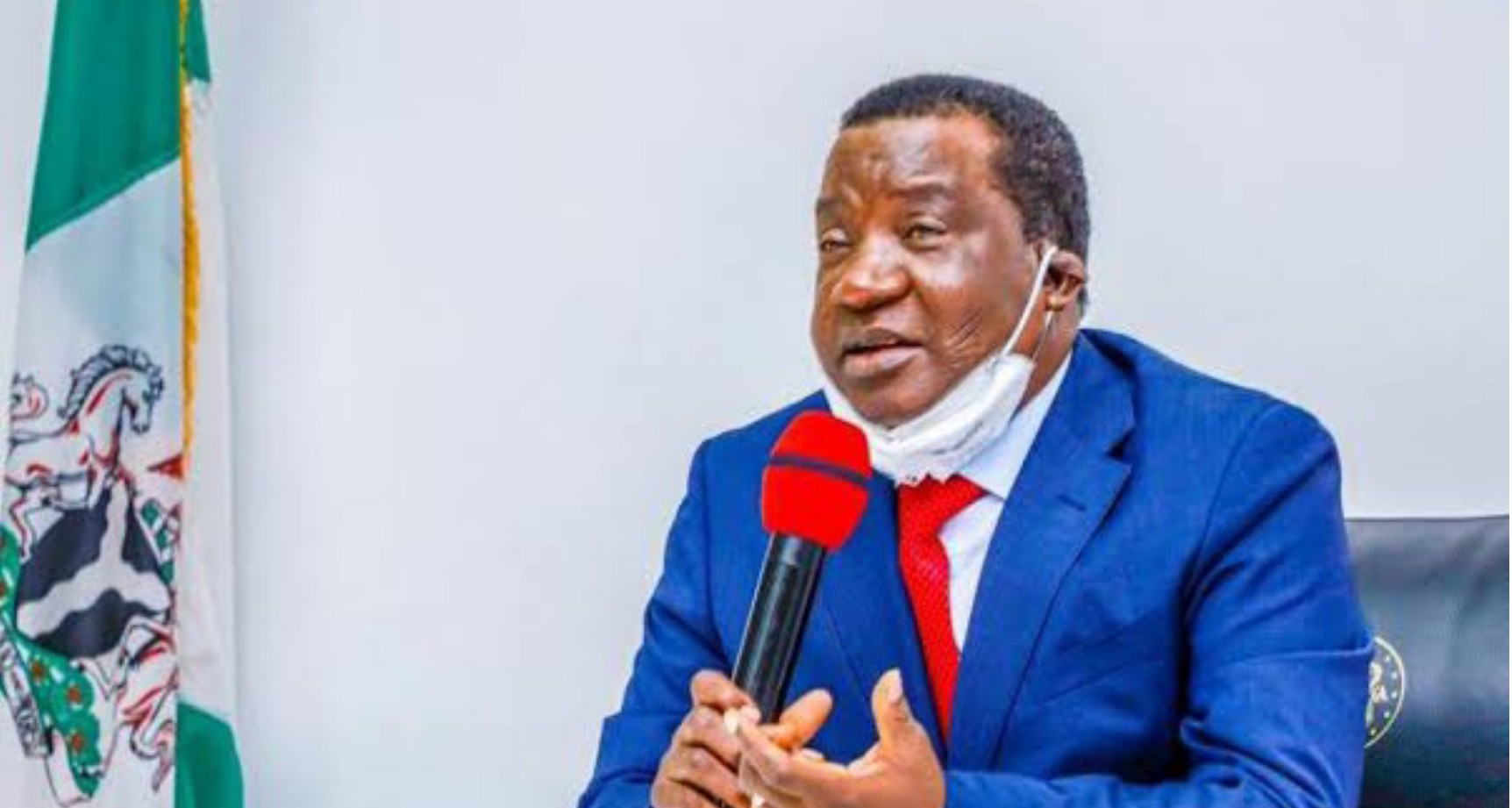 Lalong goes into isolation as commissioner tests positive for COVID-19