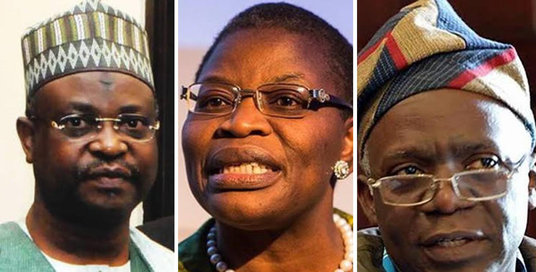 Na'abba, Utomi, Ezekwesili, Falana, others float political movement ahead of 2023