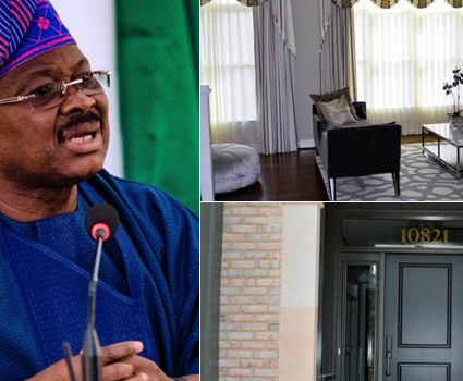 PHOTO: $1.3m United States Mansion Purchased By Ex-Oyo Governor, Ajimobi, In 2016 Uncovered