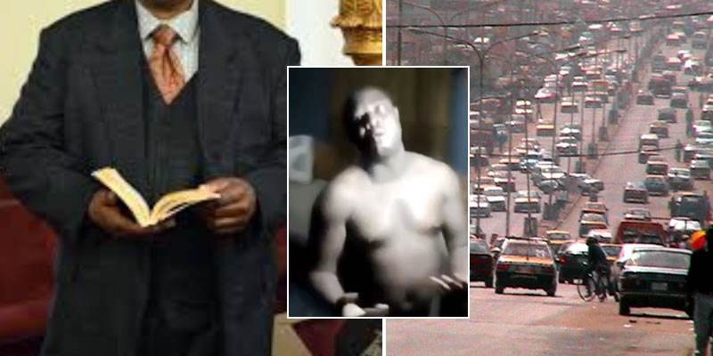 RCCG Pastor caught pant down trying to sleep with a married woman in her husband's house
