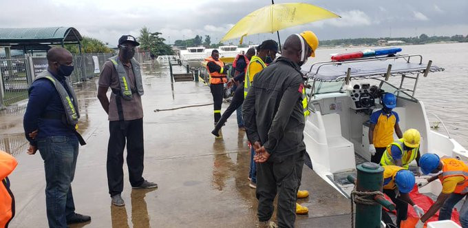 Tragedy as five people die in Lagos boat mishap