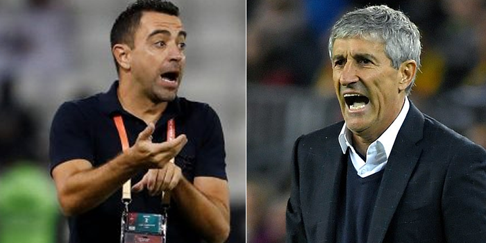 Xavi 'agrees' £5.4m-a-year deal to replace Quique Setien as Barcelona manager
