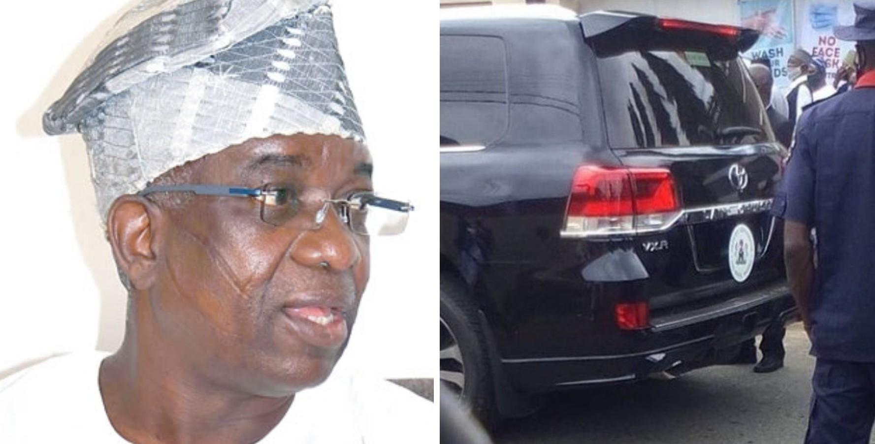 Fidau: Ajimobi's family knew I was at the gate, Oyo dep gov finally reacts