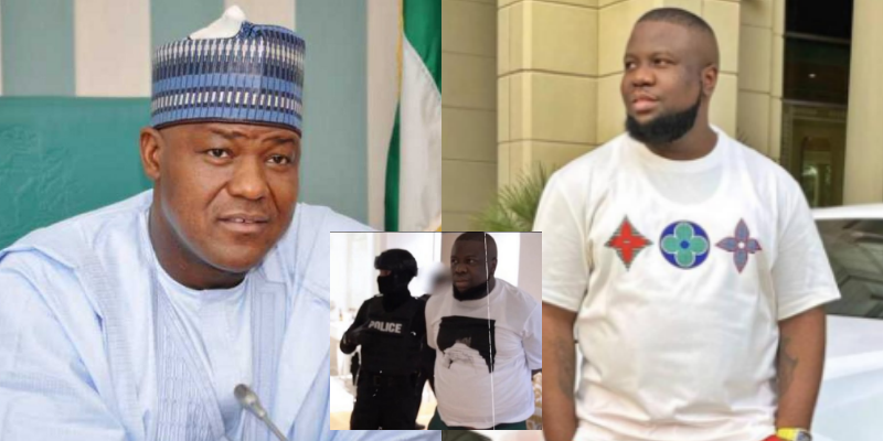Hushpuppi: Former House of Reps speaker, Yakubu Dogara dares APC to prove he has a  link with the fraudster