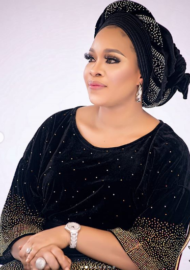 Nollywood actress, Mosun Filani celebrates birthday with captivating photos