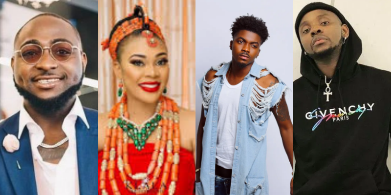 Skiibii, Davido, Ehi and other celebrities who bought mansions during the lockdown