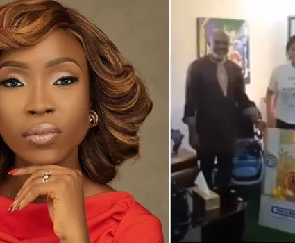 Actors Guild of Nigeria replies actress Lala Akindoju who blasted its leaders for visiting Regina Daniels